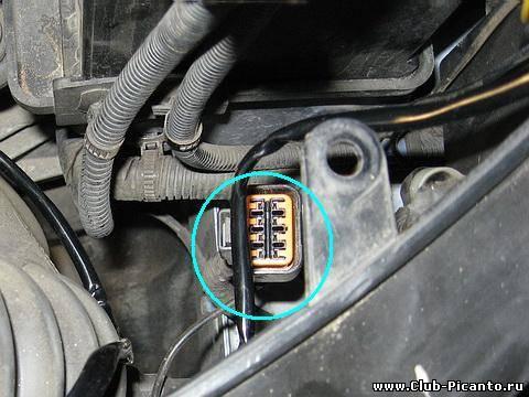 почему машина не заводится киа пиканто