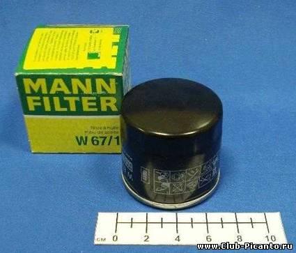 киа пиканто масляный фильтр 2012 г где установлен видео ролик
